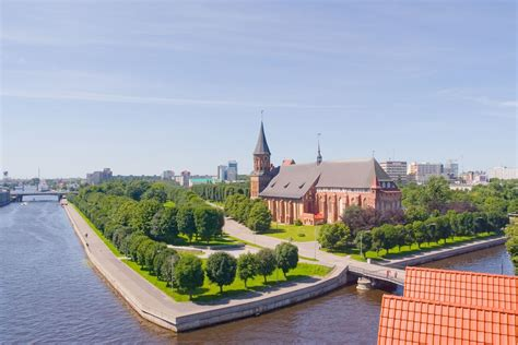 Isolation Restrictions Change in Kaliningrad Expat in