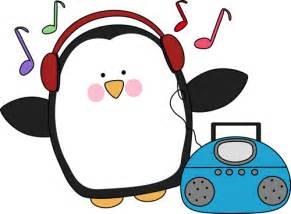 Make meme with Penguin Music Clipart