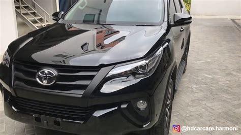hd car care harmoni nano ceramic coating black toyota