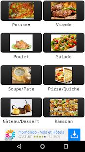 id馥 cuisine facile cuisine recettes faciles android apps on play