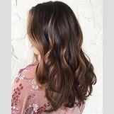 Dark Brown Hair With Caramel Highlights | 1080 x 1349 jpeg 234kB