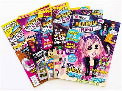 Magazines Moviestarplanet Magazine Fandom Wiki