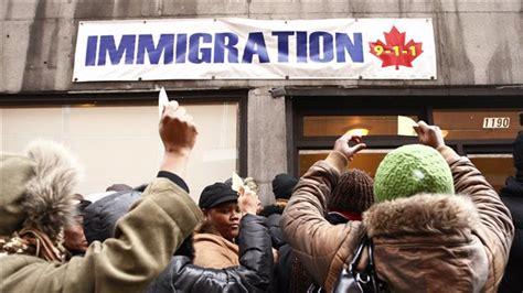 bureau d immigration du les immigrants ha 239 tiens sans statut ont jusqu au 4 ao 251 t pour r 233 gulariser leur situation au canada