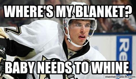 Sidney Crosby Memes - crosby whines