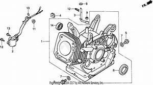 Honda Eg5000x A Generator  Jpn  Vin  Ea7