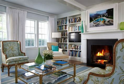 bookcases next to fireplace tv in bookcase next to fireplace new house pinterest