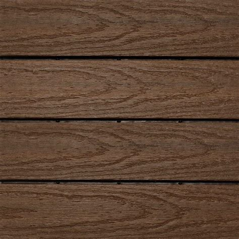 ipe deck tiles canada newtechwood ultrashield naturale 1 ft x 1 ft deck