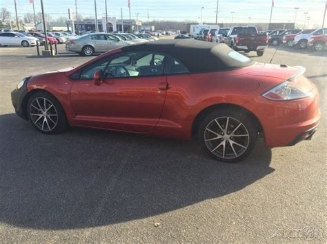 Mitsubishi Eclipse Convertible For Sale by 2012 Mitsubishi Eclipse Spyder Convertible For Sale
