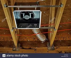 Construction Detail Ceiling Fan Box Pipe Tube In Roof