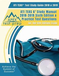 Ati Teas Test Study Guide 2018  U0026 2019  Ati Teas 6 Study