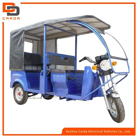 2016 high quality three wheel tuk tuk electric bike taxi electric passenger vehicle buy