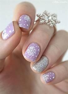 20 simple easy winter nail designs ideas