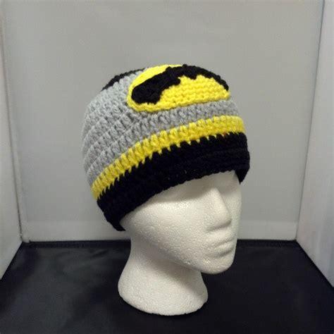Superman Crochet Hat Pattern