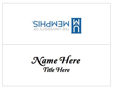 place cards  table tents marketing  communication