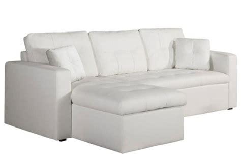 canapé gaverzicht canapé d 39 angle modulable et convertible 3 places blanc