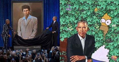 Obama Portrait Memes - the internet is having fun with obama s official portrait fizx