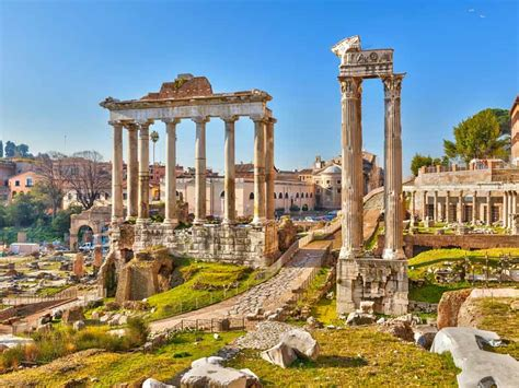The Imperial Forums - Art and History - Travel ideas