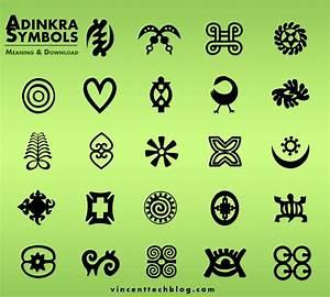 Adinkra Symbols Free Download