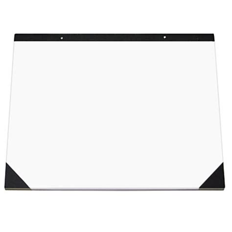 large desk blotter paper office depot brand plain paper desk pad 17 x 22 by office