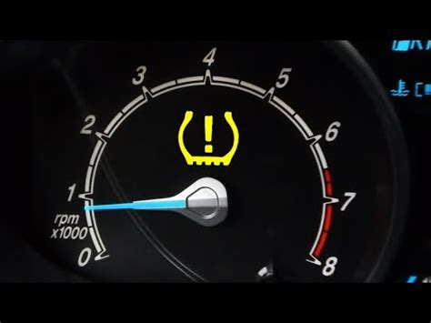 what is tpms light how to reset low tire pressure light tpms youtube