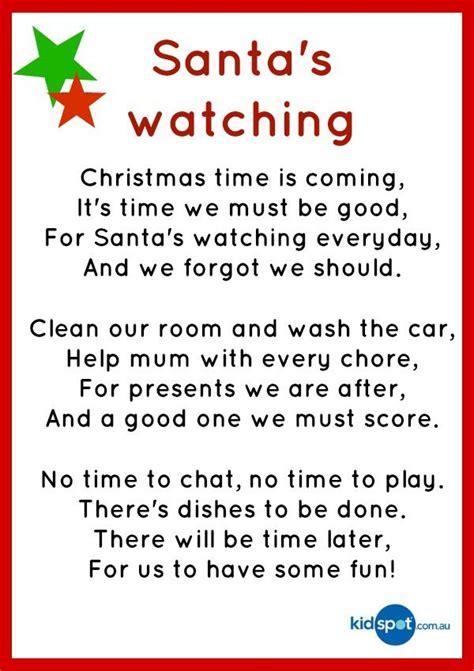 christmas poetry for kids kidspot