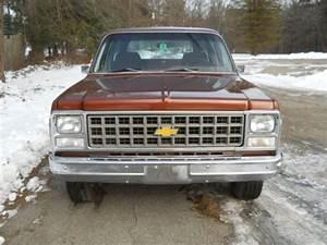 Purchase Used 1980 Chevy Suburban Scottsdale 20  3  4 Ton