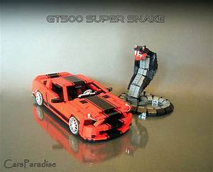 Lego Technic Mustang : lego 1967 ford mustang gt500s in multi scales lego ~ Kayakingforconservation.com Haus und Dekorationen