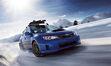 Subaru Wrx Sti Hatchback 2.5 (300 Hp) Turbo Automatic