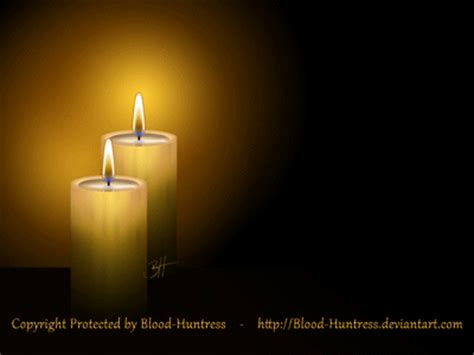 Candles Animated Wallpaper - animated candle wallpaper landscape size 2012 by blood