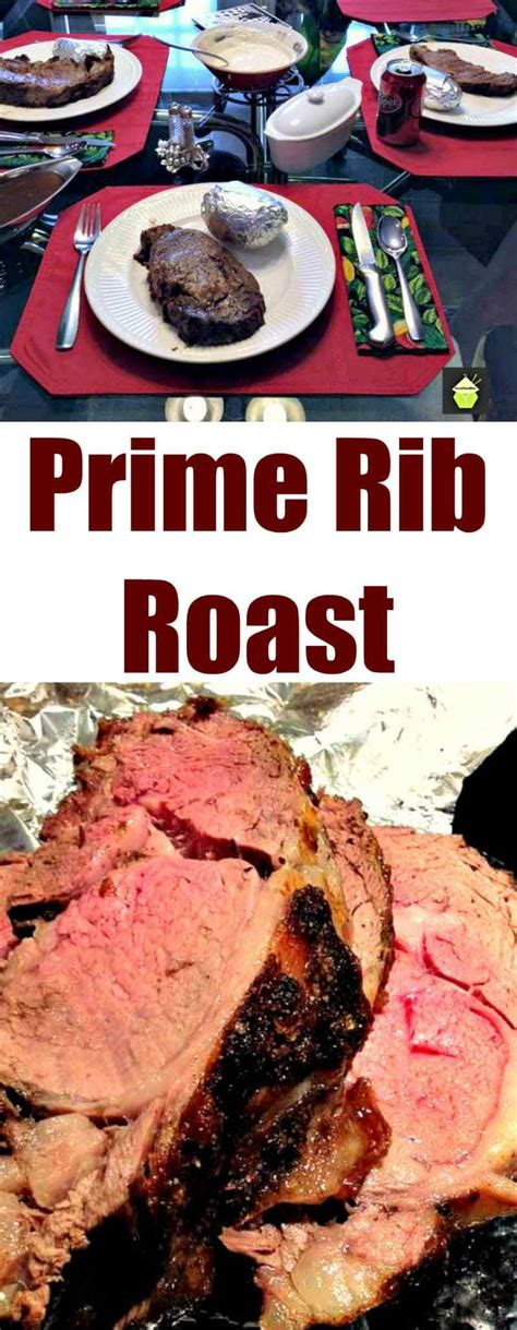 how to cook prime rib roast in the oven prime rib roast lovefoodies