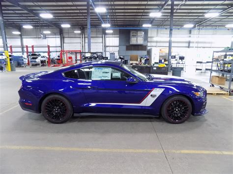Roush Warrior Mustang Price by 2016 Roush Warrior Mustang Is A 670 Horsepower Troops Only