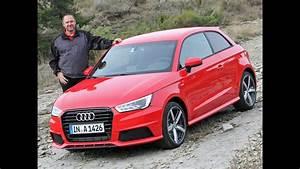 Audi A1 1 8 Tfsi Gebraucht : fahrbericht audi a1 1 8 tfsi 192 ps youtube ~ Jslefanu.com Haus und Dekorationen