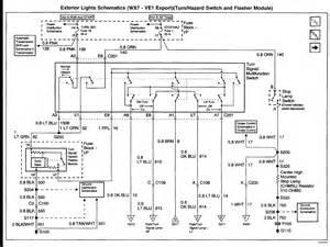 98 Gmc Brake Light Wiring Diagram