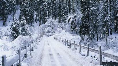 Animated Winter Snowing Gifs Nature Snow Down