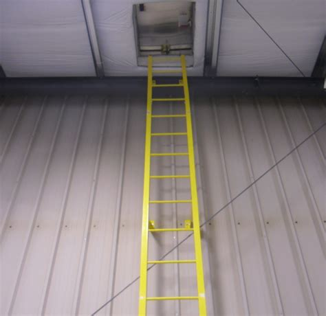 fixed  caged ladders industrial  commercial