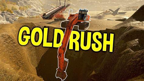 Gold Rush Game