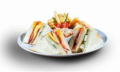 Sandwich Club Sandwiches Classic Wraps Chicken Bacon