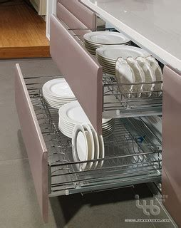 contemporary kitchen modern dish racks  metro  itb kitchen wardrobe manufacturer