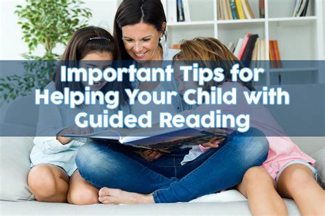 Important Tips For Helping Your Child With Guided Reading  Kindergarten In Cfb