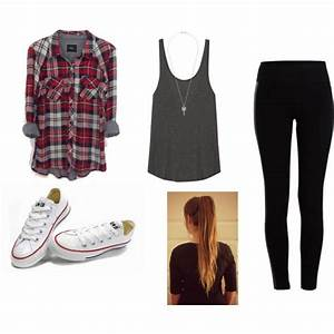 Cute Comfy Outfit for School | Fashion | Pinterest | Wander Converse and Comfy