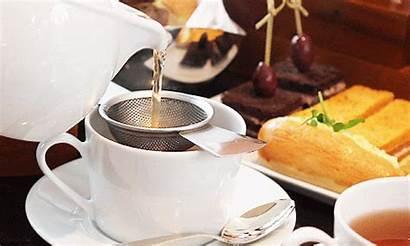 Tea Giphy Gifs Cinemagraph Dessert Travel London