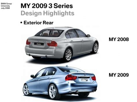 Difference Between 328i And 335i Bmw by Difference Between Lci And Pre Lci Bmw 3 Series Cars