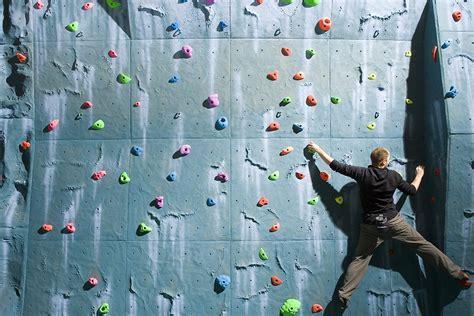 a climbing climbing spa