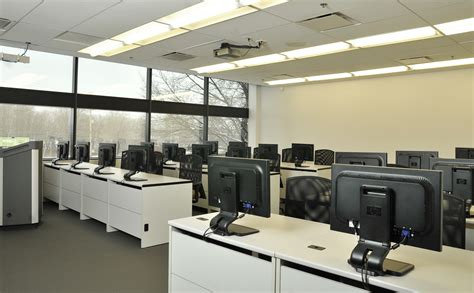 corporate collegewest room computer lab rental space tri