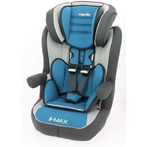 siege auto nania isofix groupe 1 2 3 nania réhausseur luxe i max sp isofix groupe 1 2 3 achat