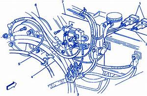 Chevrolet Tahoe 350 R 1996 Electrical Circuit Wiring