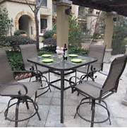 Patio Furniture Pub Table Sets by Trying Bar Height Patio Table And Chairs At Home