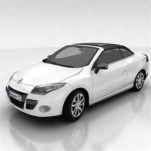 Megane 3 Cabriolet : renault megane coupe cabriolet 3d asset cgtrader ~ Accommodationitalianriviera.info Avis de Voitures