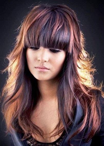 immagini  tagli  capelli lunghi capelli fashion