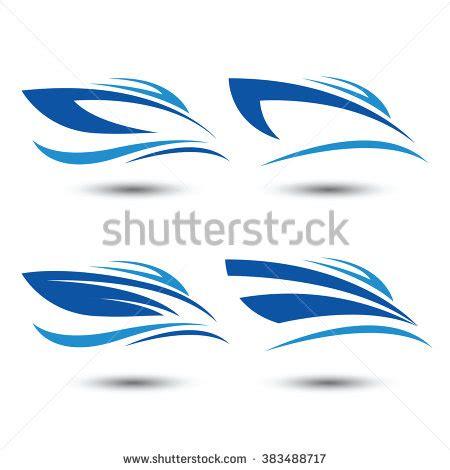 Fast Boat Vector by Speed Boat Stock Vectors Vector Clip Art Shutterstock